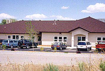 Orchard Mesa Veterinary Commerical Construction